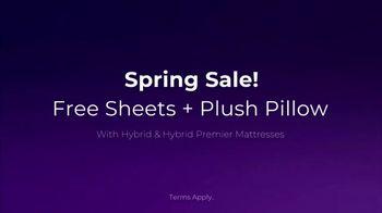 Purple Mattress Spring Sale TV Spot, 'This Feels Amazing' - Thumbnail 8
