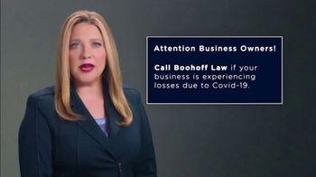 Boohoff Law TV Spot, 'Coronavirus Losses' - Thumbnail 1