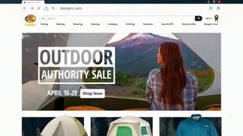 Bass Pro Shops Outdoor Authority Sale TV Spot, 'Before the Road Trips' - Thumbnail 7
