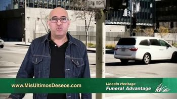Lincoln Heritage Funeral Advantage TV Spot, 'No es fácil' [Spanish] - Thumbnail 1