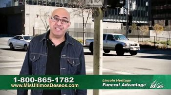 Lincoln Heritage Funeral Advantage TV Spot, 'No es fácil' [Spanish] - Thumbnail 3