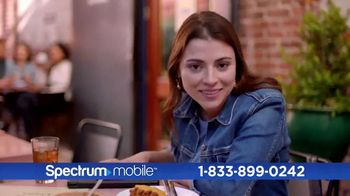 Spectrum Mobile TV Spot, 'Mejor precio: $45 dólares' [Spanish] - Thumbnail 10