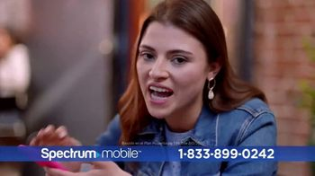 Spectrum Mobile TV Spot, 'Mejor precio: $45 dólares' [Spanish] - Thumbnail 2