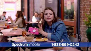 Spectrum Mobile TV Spot, 'Mejor precio: $45 dólares' [Spanish] - Thumbnail 3