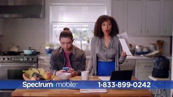 Spectrum Mobile TV Spot, 'Mejor precio: $45 dólares' [Spanish] - Thumbnail 4