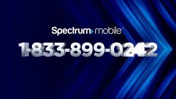 Spectrum Mobile TV Spot, 'Mejor precio: $45 dólares' [Spanish] - Thumbnail 6