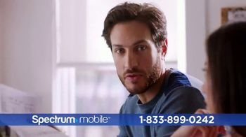 Spectrum Mobile TV Spot, 'Mejor precio: $45 dólares' [Spanish] - Thumbnail 7