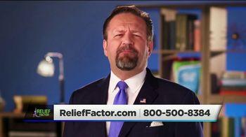 Relief Factor Quickstart TV Spot, 'Common Question' Featuring Sebastian Gorka - 17 commercial airings