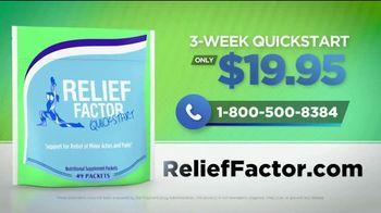 Relief Factor Quickstart TV Spot, 'Common Question' Featuring Sebastian Gorka - Thumbnail 7