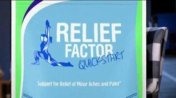 Relief Factor Quickstart TV Spot, 'Common Question' Featuring Sebastian Gorka - Thumbnail 3