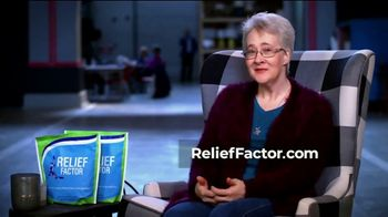 Relief Factor Quickstart TV Spot, 'Common Question' Featuring Sebastian Gorka - Thumbnail 4