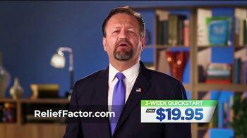 Relief Factor Quickstart TV Spot, 'Common Question' Featuring Sebastian Gorka - Thumbnail 6
