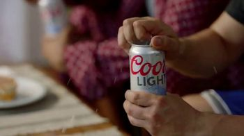 Coors Light TV Spot, 'The Official Beer of Saturday Morning: Rerun' Song by Roger Miller - Thumbnail 7