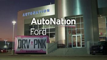 AutoNation Ford TV Spot, 'Store to Door Delivery: 25 Percent off Service Items & Financing'