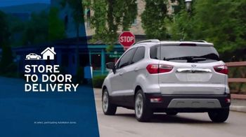 AutoNation Ford TV Spot, 'Store to Door Delivery: 25 Percent off Service Items & Financing' - Thumbnail 4