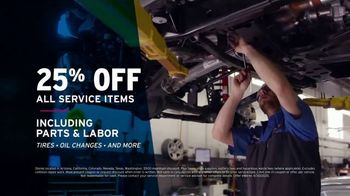 AutoNation Ford TV Spot, 'Store to Door Delivery: 25 Percent off Service Items & Financing' - Thumbnail 5