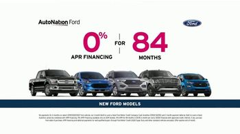 AutoNation Ford TV Spot, 'Store to Door Delivery: 25 Percent off Service Items & Financing' - Thumbnail 6