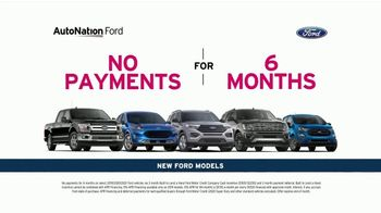 AutoNation Ford TV Spot, 'Store to Door Delivery: 25 Percent off Service Items & Financing' - Thumbnail 8