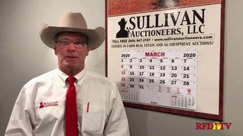 Sullivan Auctioneers TV Spot, 'Recent Health Concerns: Online-Only Format'