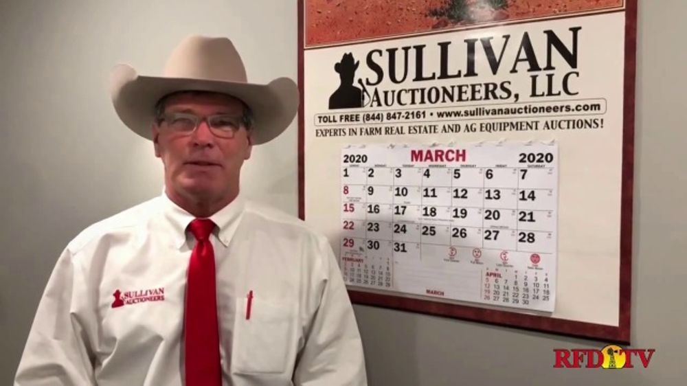 Sullivan Auctioneers TV Commercial, 'Recent Health Concerns: Online-Only Format'
