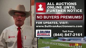 Sullivan Auctioneers TV Spot, 'Recent Health Concerns: Online-Only Format' - Thumbnail 8