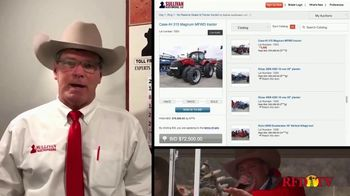 Sullivan Auctioneers TV Spot, 'Recent Health Concerns: Online-Only Format' - Thumbnail 2