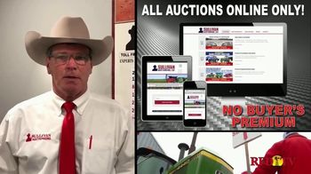 Sullivan Auctioneers TV Spot, 'Recent Health Concerns: Online-Only Format' - Thumbnail 3