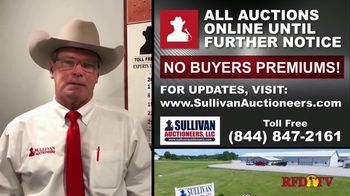 Sullivan Auctioneers TV Spot, 'Recent Health Concerns: Online-Only Format' - Thumbnail 7