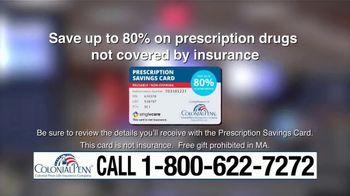 Colonial Penn Guaranteed Acceptance Whole Life Insurance TV Spot, 'Poker' - Thumbnail 8
