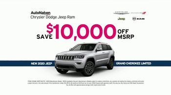 AutoNation TV Spot, 'Store to Door Delivery: 2020 Jeep Grand Cherokee' - Thumbnail 6