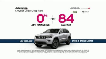 AutoNation TV Spot, 'Store to Door Delivery: 2020 Jeep Grand Cherokee' - Thumbnail 7