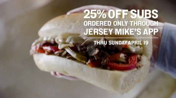 Jersey Mike's TV Spot, 'How Can We Help: 25% Off' - Thumbnail 6