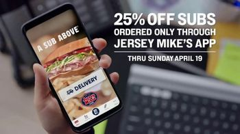 Jersey Mike's TV Spot, 'How Can We Help: 25% Off' - Thumbnail 4