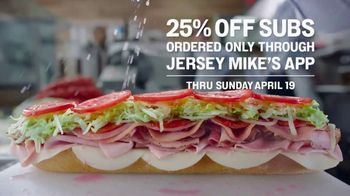 Jersey Mike's TV Spot, 'How Can We Help: 25% Off' - Thumbnail 5