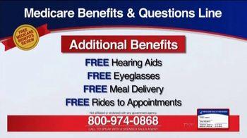 Medicare Benefits Helpline TV Spot, 'Additional Benefits' - Thumbnail 5