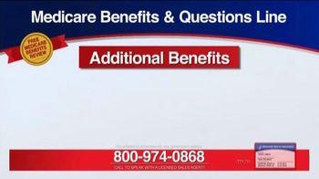 Medicare Benefits Helpline TV Spot, 'Additional Benefits' - Thumbnail 7