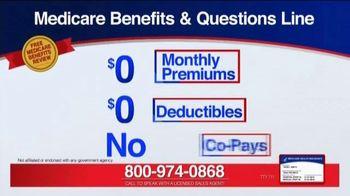 Medicare Benefits Helpline TV Spot, 'Additional Benefits' - Thumbnail 8