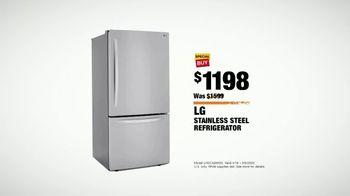 The Home Depot TV Spot, 'Appliance Help: LG Refrigerator' - Thumbnail 9