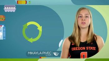Pac-12 Conference TV Spot, 'Team Green: Oregon State' - Thumbnail 2