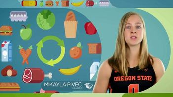 Pac-12 Conference TV Spot, 'Team Green: Oregon State' - Thumbnail 3