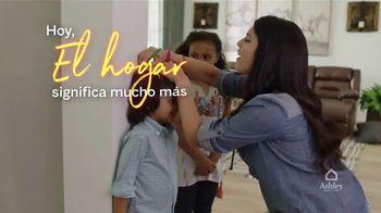 Ashley HomeStore TV Spot, 'Tome este tiempo para disfrutar de su hogar' [Spanish] - Thumbnail 2