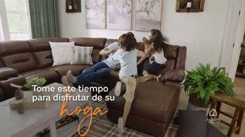 Ashley HomeStore TV Spot, 'Tome este tiempo para disfrutar de su hogar' [Spanish] - Thumbnail 3