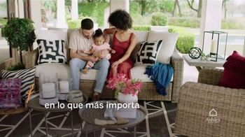 Ashley HomeStore TV Spot, 'Tome este tiempo para disfrutar de su hogar' [Spanish] - Thumbnail 4