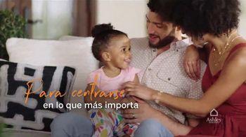Ashley HomeStore TV Spot, 'Tome este tiempo para disfrutar de su hogar' [Spanish] - Thumbnail 5