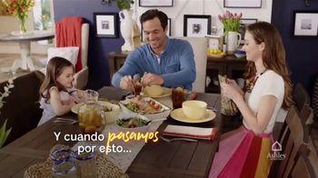 Ashley HomeStore TV Spot, 'Tome este tiempo para disfrutar de su hogar' [Spanish] - Thumbnail 6