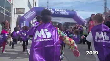 March of Dimes TV Spot, '2020 March for Babies' - Thumbnail 6