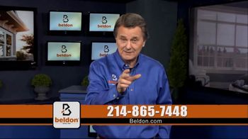 Beldon Windows TV Spot, 'Dramatic Change: $500 Off'