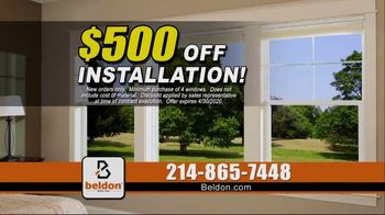 Beldon Windows TV Spot, 'Dramatic Change: $500 Off' - Thumbnail 5