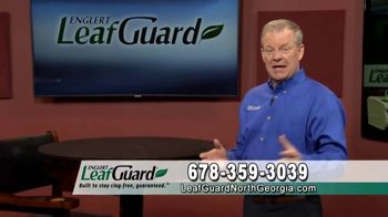 LeafGuard of North Georgia Spring Blowout Sale TV Spot, 'Ready for Spring' - Thumbnail 2