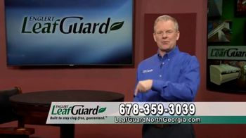 LeafGuard of North Georgia Spring Blowout Sale TV Spot, 'Ready for Spring' - Thumbnail 4